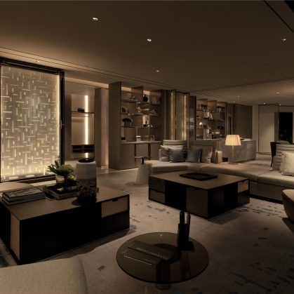 Beijing Tongying Center InterContinental Hotel 19