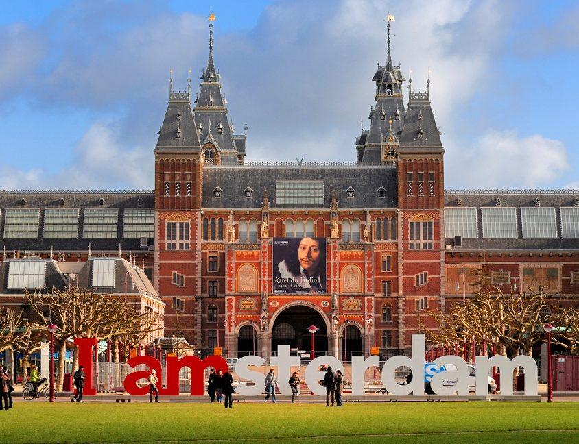 5 paradas en Ámsterdam 1