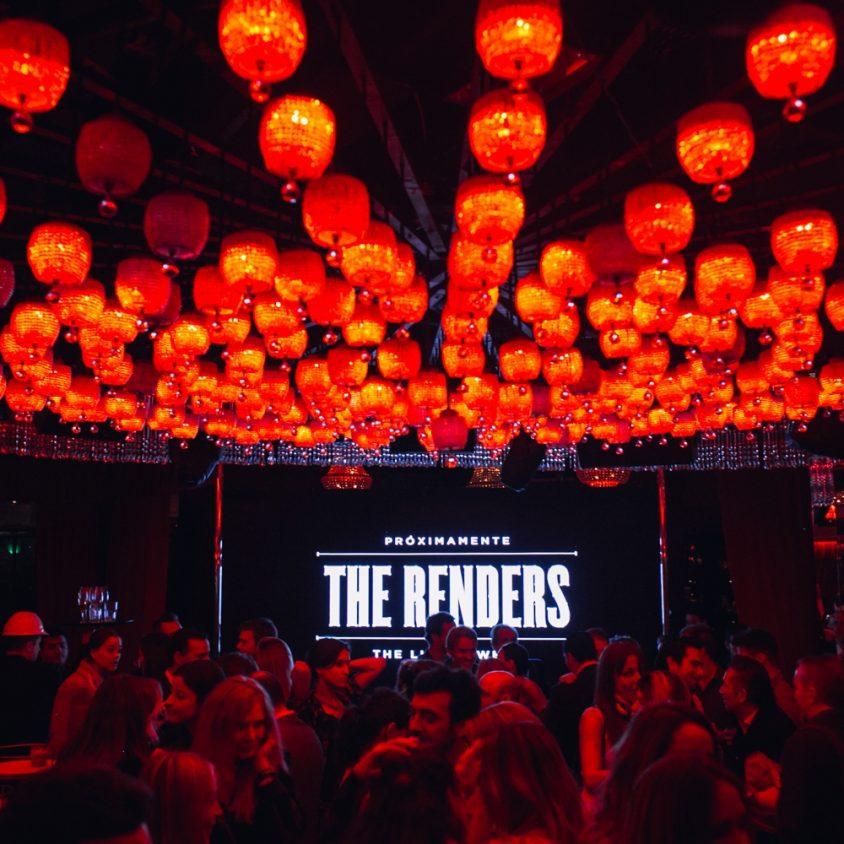 The Renders - Avant Premiere 1