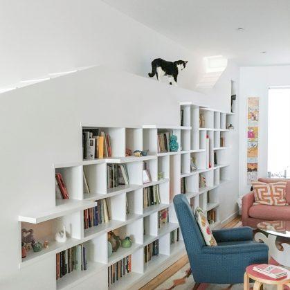 Para amantes de libros y gatos 9
