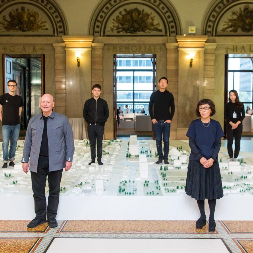 Bienal de arquitectura de Chicago 5