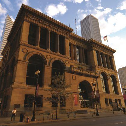 Bienal de arquitectura de Chicago 9