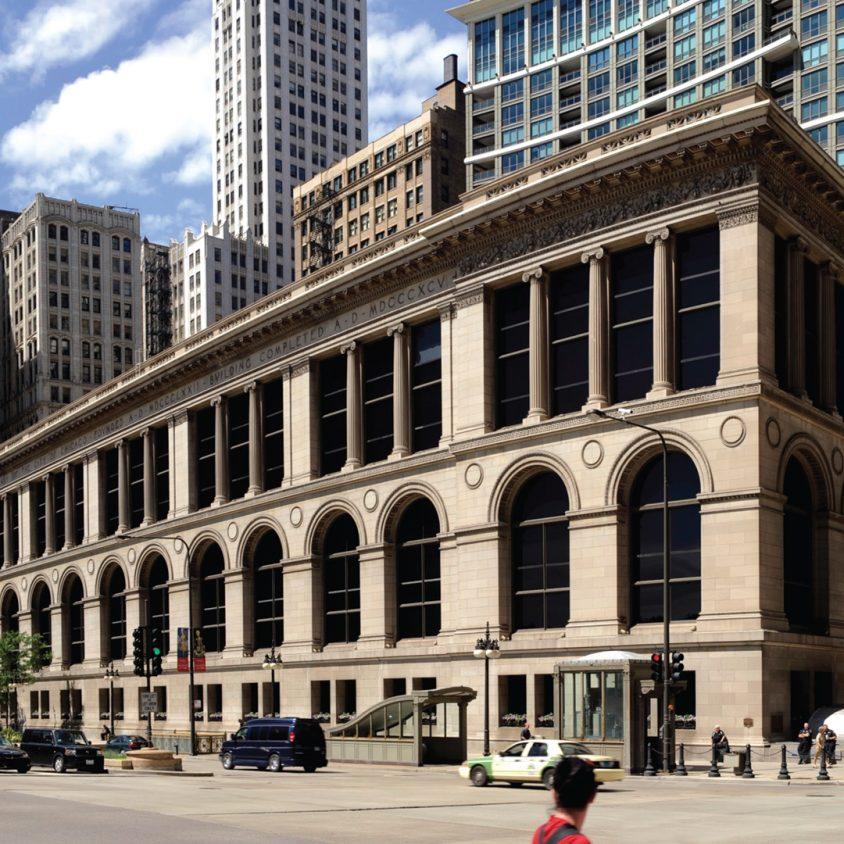Bienal de arquitectura de Chicago 6