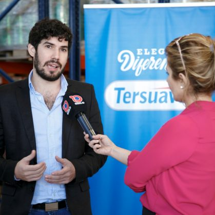 Tersuave inauguró una nueva sede administrativa y centro logístico en Tucumán 5