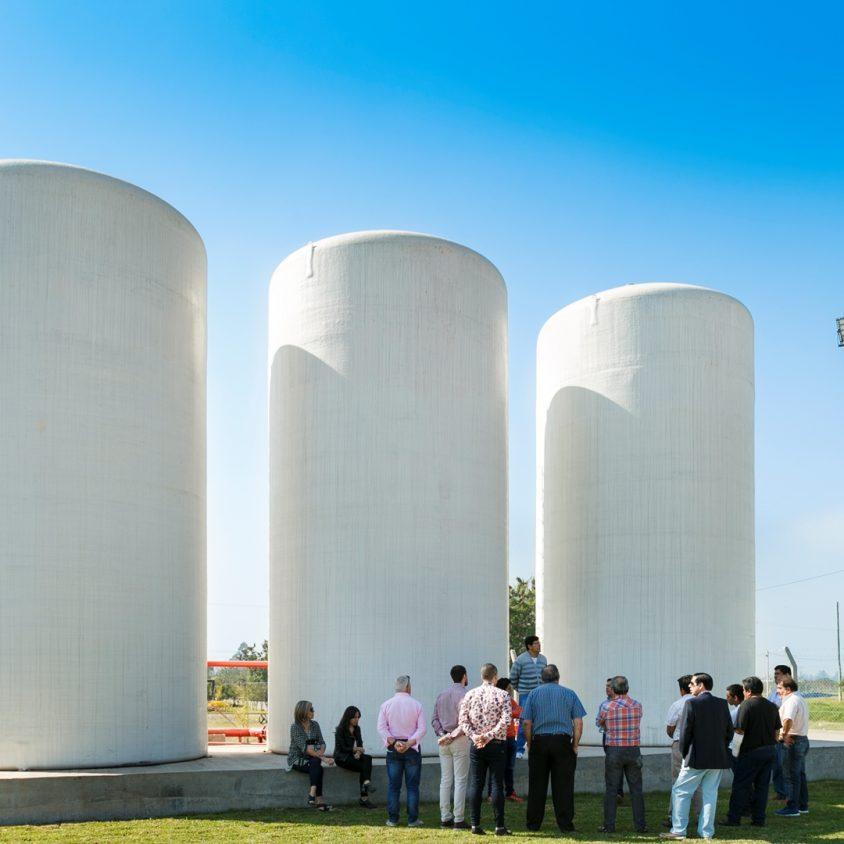 Tersuave inauguró una nueva sede administrativa y centro logístico en Tucumán 3