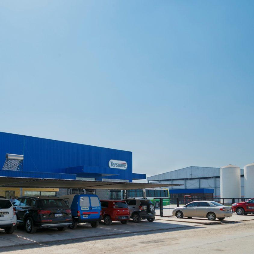 Tersuave inauguró una nueva sede administrativa y centro logístico en Tucumán 1