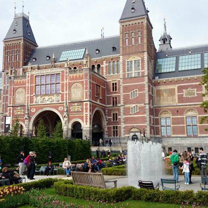 5 paradas en Ámsterdam 3