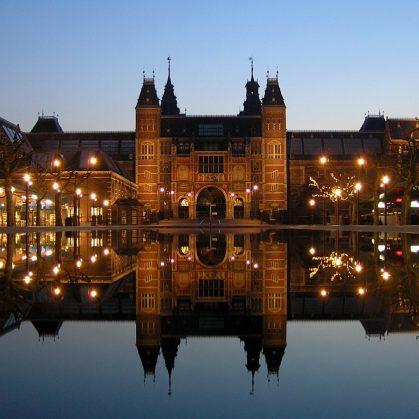 5 paradas en Ámsterdam 2