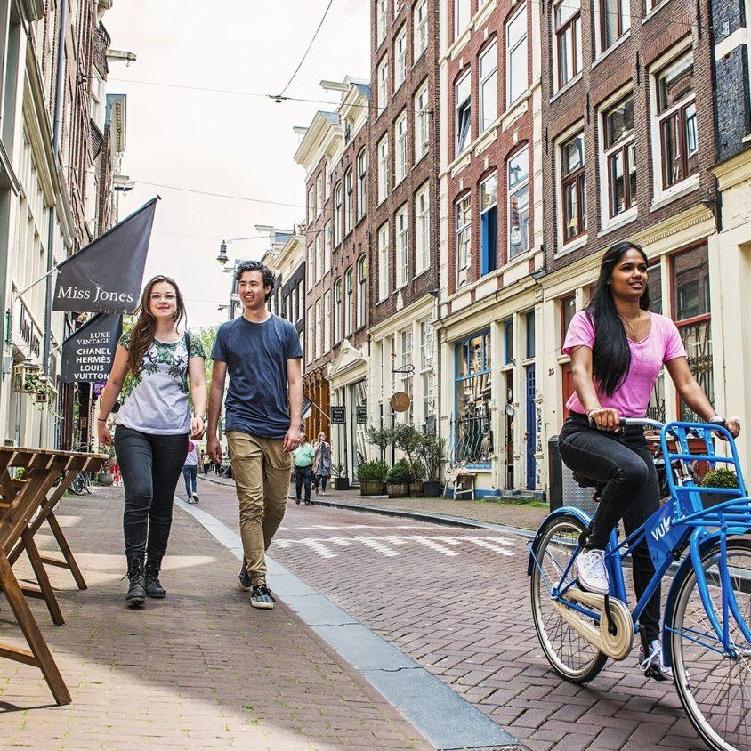 5 paradas en Ámsterdam 4