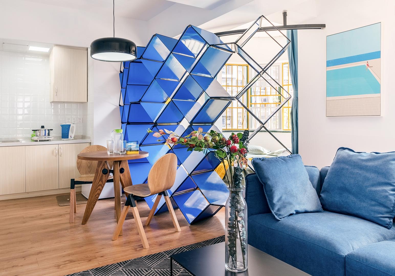 El azul clásico es el elegido por Pantone para ser el color del año 2020 11
