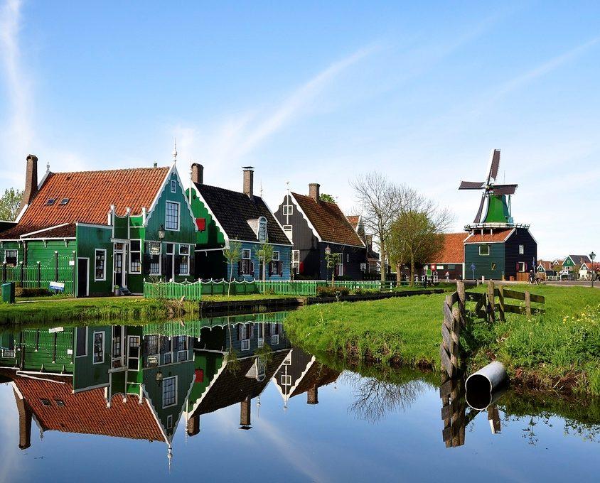 5 paradas en Ámsterdam 12