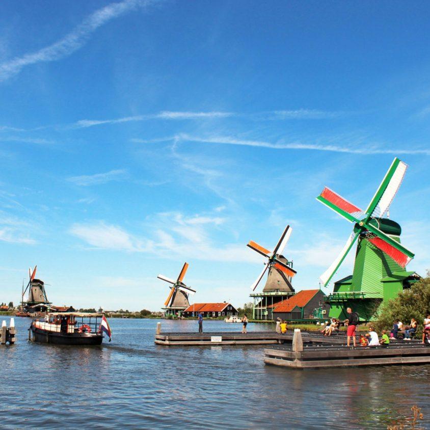 5 paradas en Ámsterdam 13