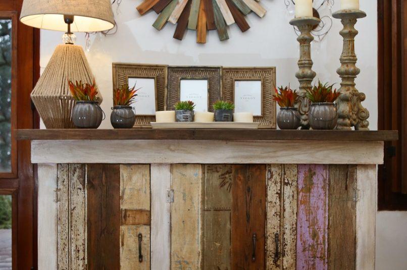 Mueble rústico de madera 30