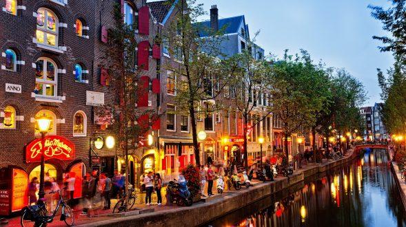 5 paradas en Ámsterdam 16