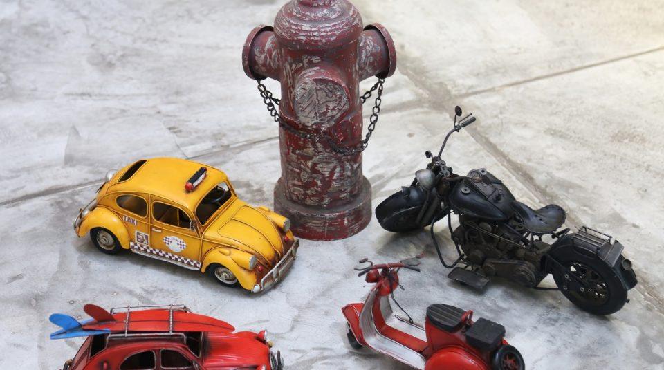Réplicas vehículos antiguos 13