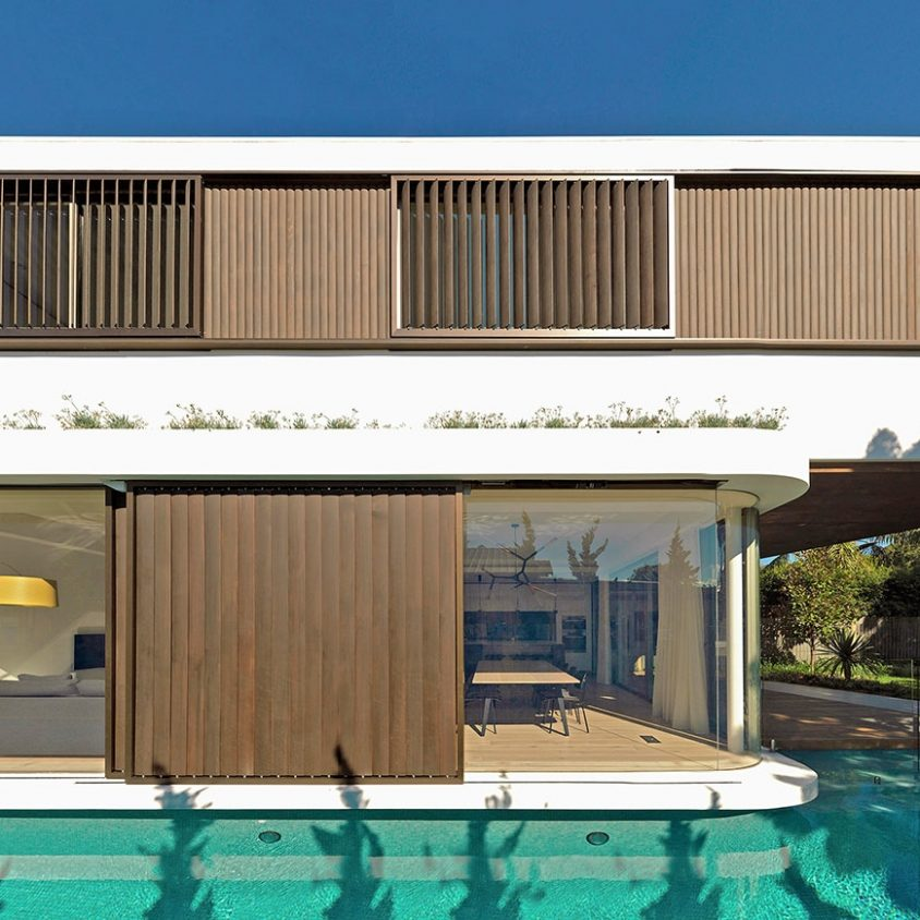 The Pool House 1