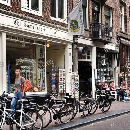 5 paradas en Ámsterdam 5