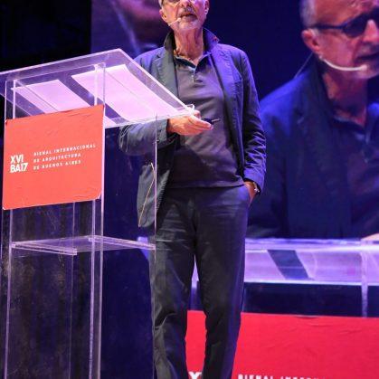 Finalizaron las conferencias magistrales de la Bienal 7