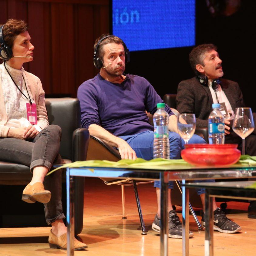 Finalizaron las conferencias magistrales de la Bienal 2