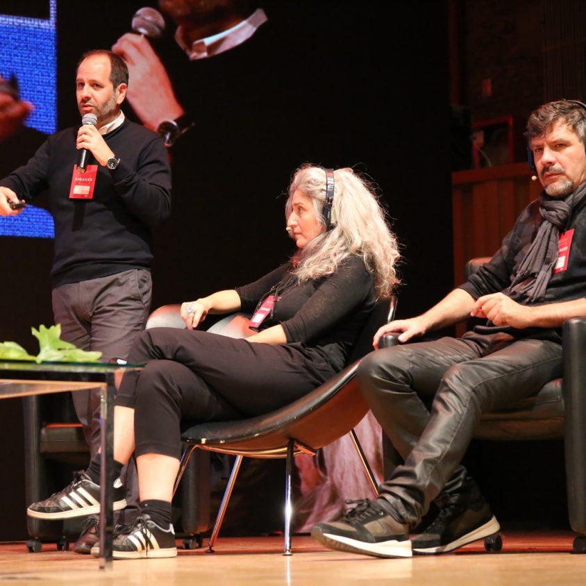 Finalizaron las conferencias magistrales de la Bienal 1