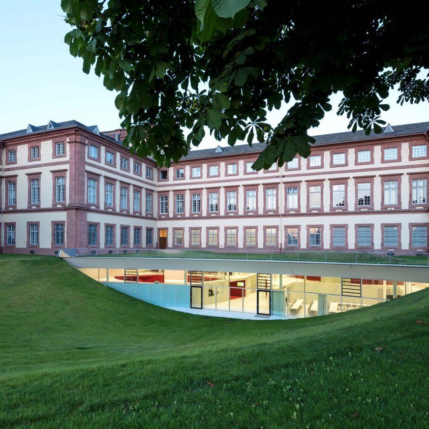 El castillo de Mannheim 2