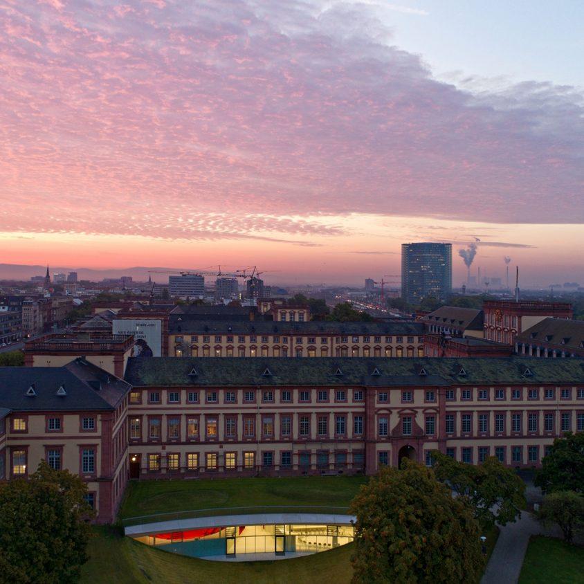 El castillo de Mannheim 1