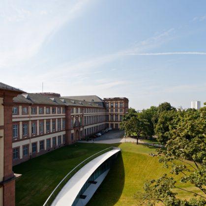 El castillo de Mannheim 7