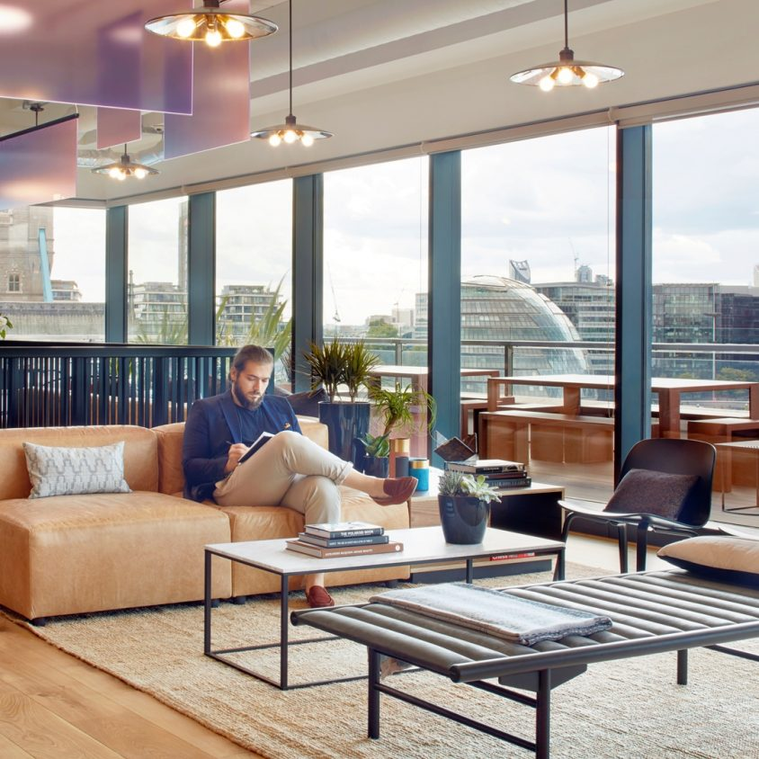 WeWork Tower Bridge 1