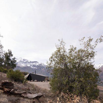 Refugio para un montañista 7