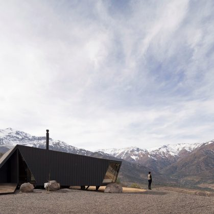 Refugio para un montañista 11