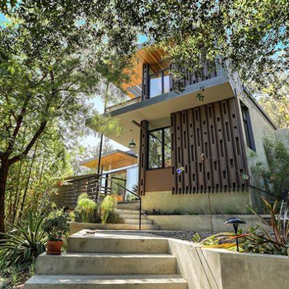 Residencia Sustentable 12