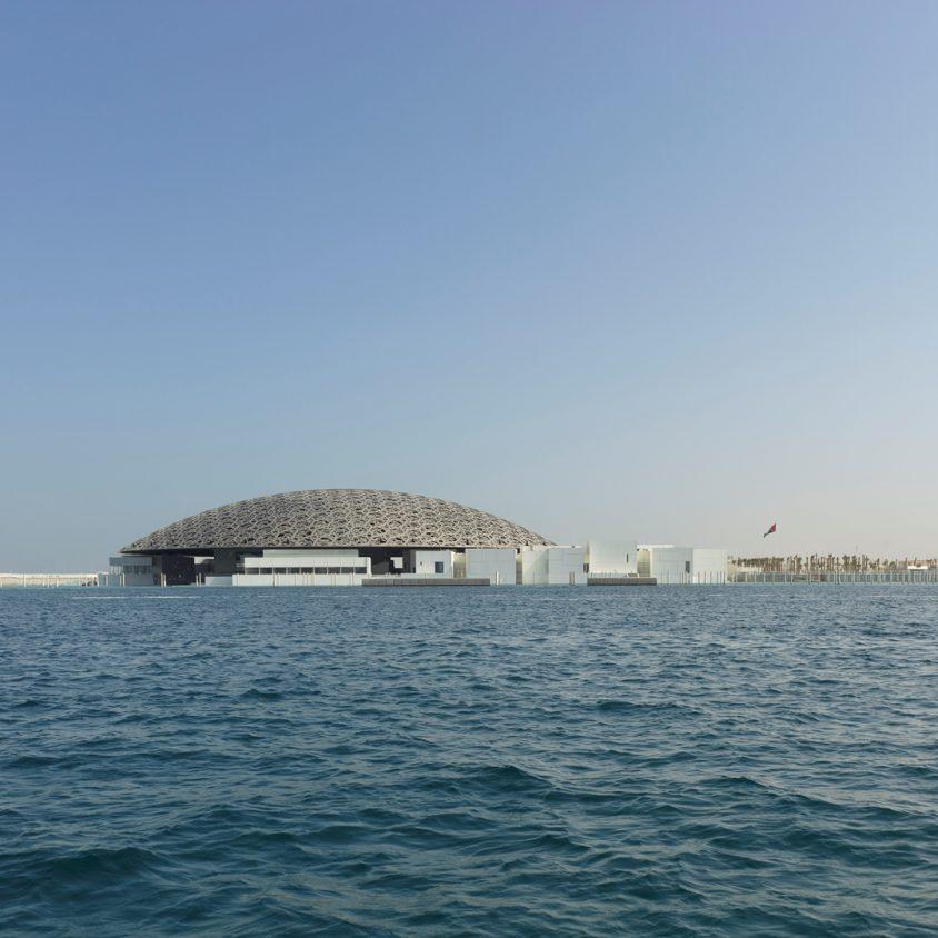 Apertura Louvre Abu Dhabi 1