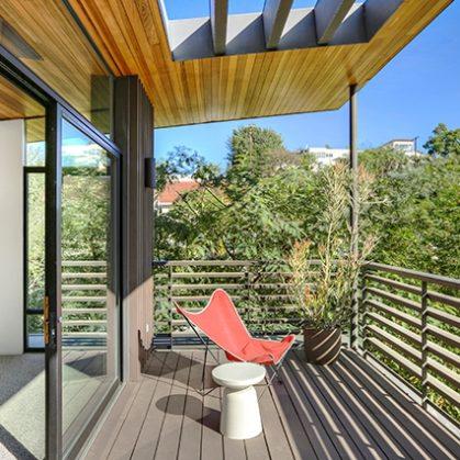 Residencia Sustentable 10