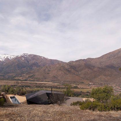 Refugio para un montañista 9