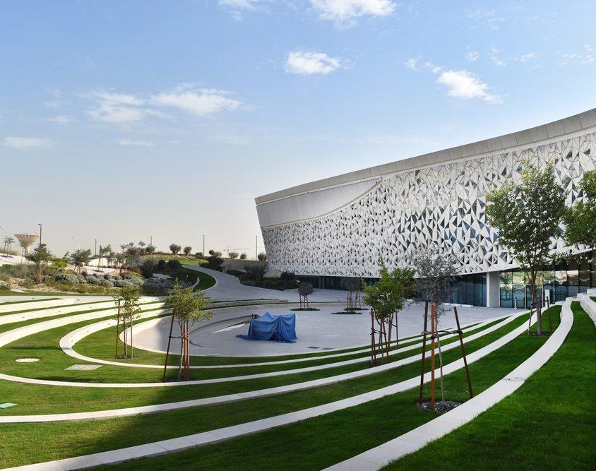 Facultad de Estudios Islámicos de Qatar 3