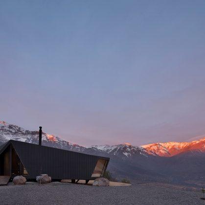 Refugio para un montañista 10