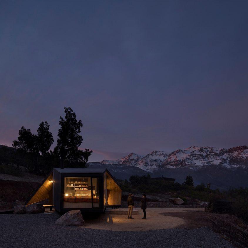Refugio para un montañista 1
