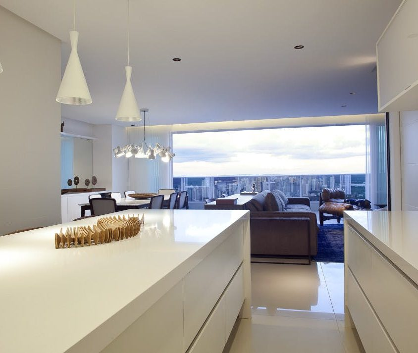Tendencia en cocinas blancas 2