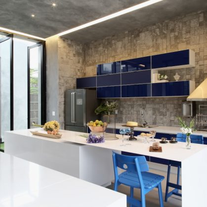 Tendencia en cocinas blancas 11