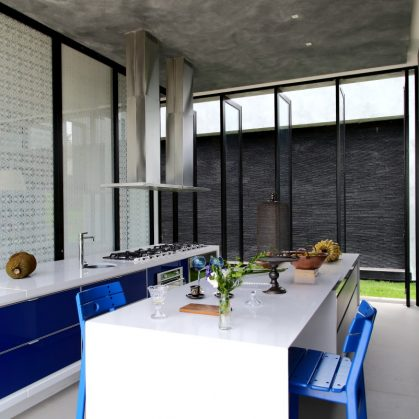 Tendencia en cocinas blancas 10