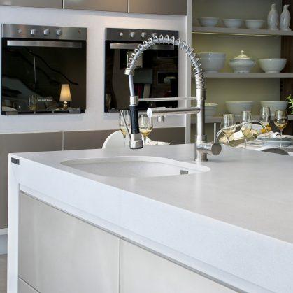 Tendencia en cocinas blancas 6