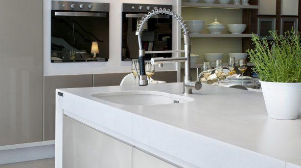 Tendencia en cocinas blancas 26