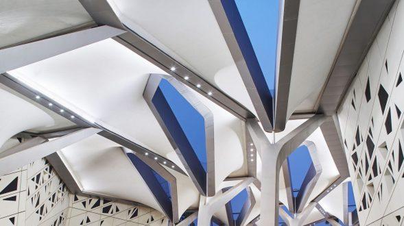 KAPSARC - un centro moderno y sustentable 9
