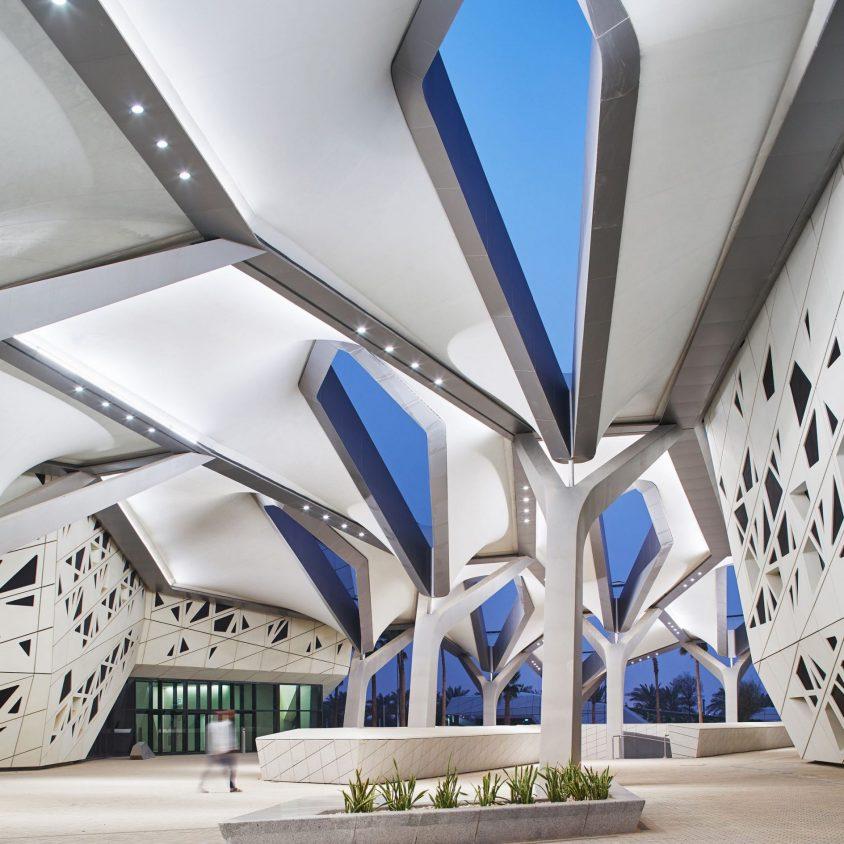 KAPSARC - un centro moderno y sustentable 4