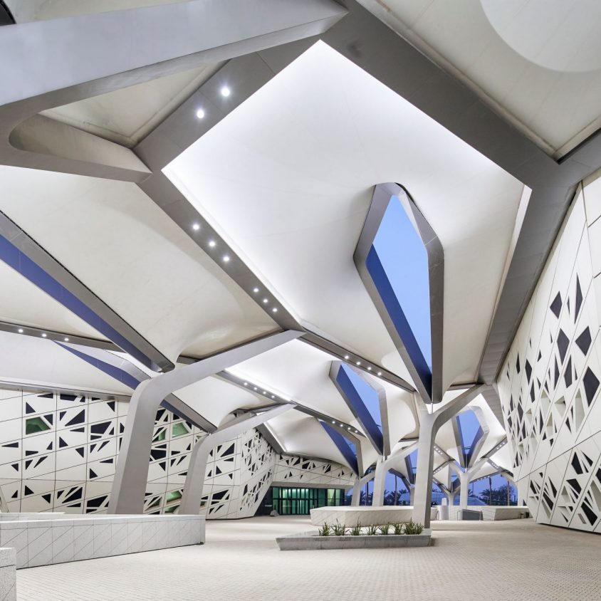 KAPSARC - un centro moderno y sustentable 3