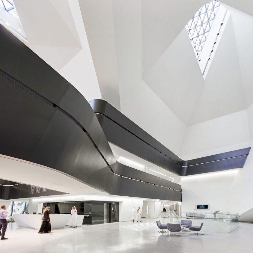 KAPSARC - un centro moderno y sustentable 6