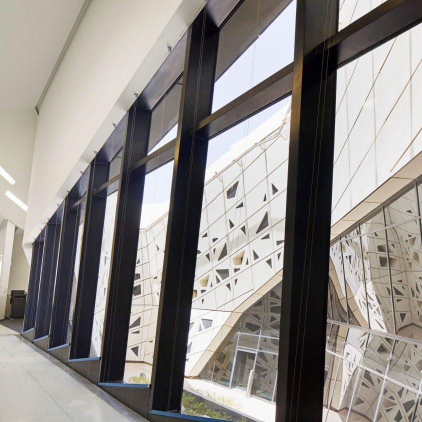 KAPSARC - un centro moderno y sustentable 8
