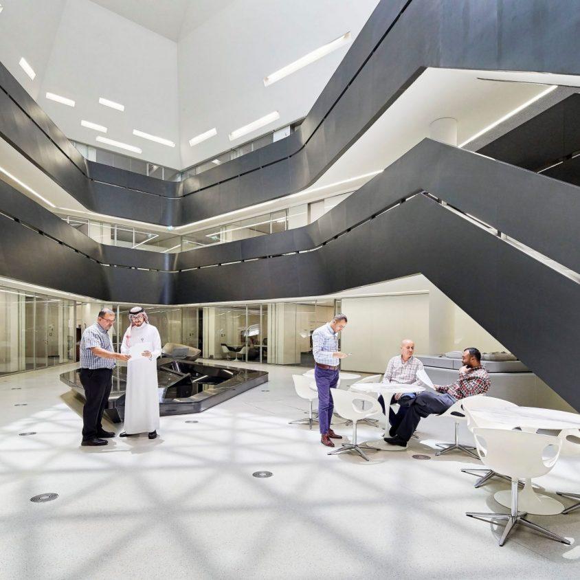 KAPSARC - un centro moderno y sustentable 5