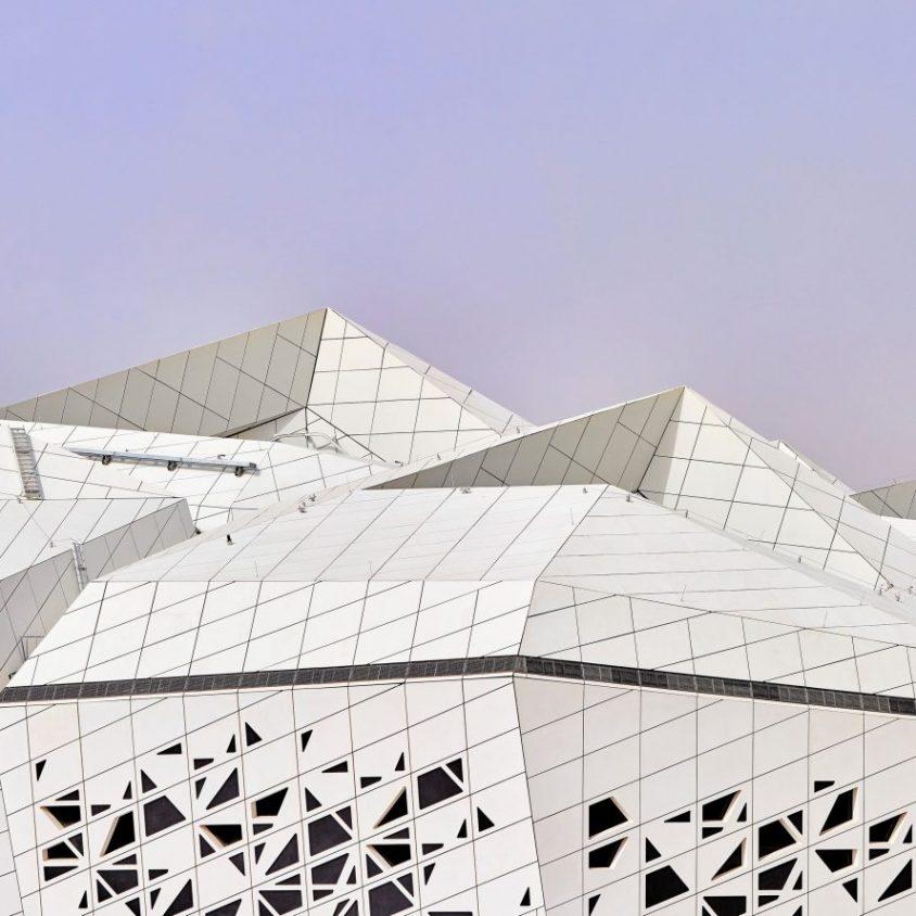 KAPSARC - un centro moderno y sustentable 1