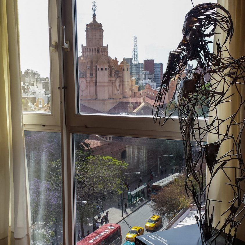 El escultor Pablo Salvador Rocha debuta en Córdoba 5
